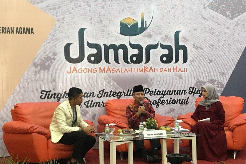Dirjen PHU melarang jamaah ikut umrah jasa dana talangan