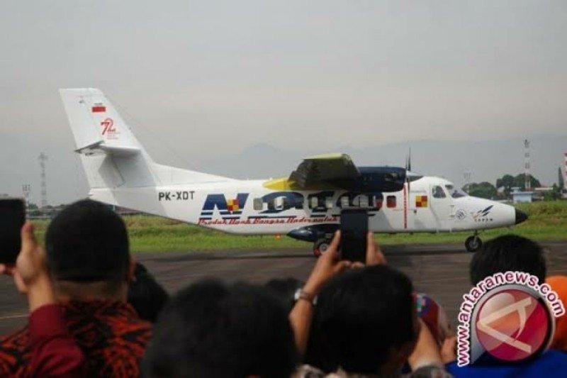 Lapan: Pesawat N219 amfibi diuji terbang sebelum 2023