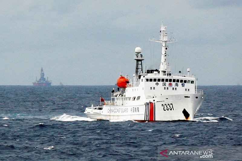 AS kritik latihan militer China di Laut China Selatan