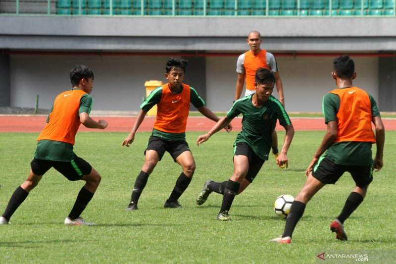 26 pemain Timnas U-16 jalani pemusatan latihan di Bekasi