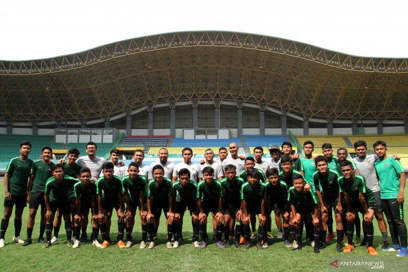 Pandemi COVID-19, pelaksanaan Piala U-16 dan U-19 di Indonesia ditunda
