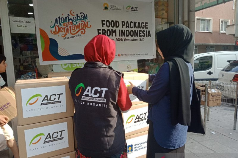 ACT berkomitmen tambah bantuan untuk muslim Uighur Pada 2020