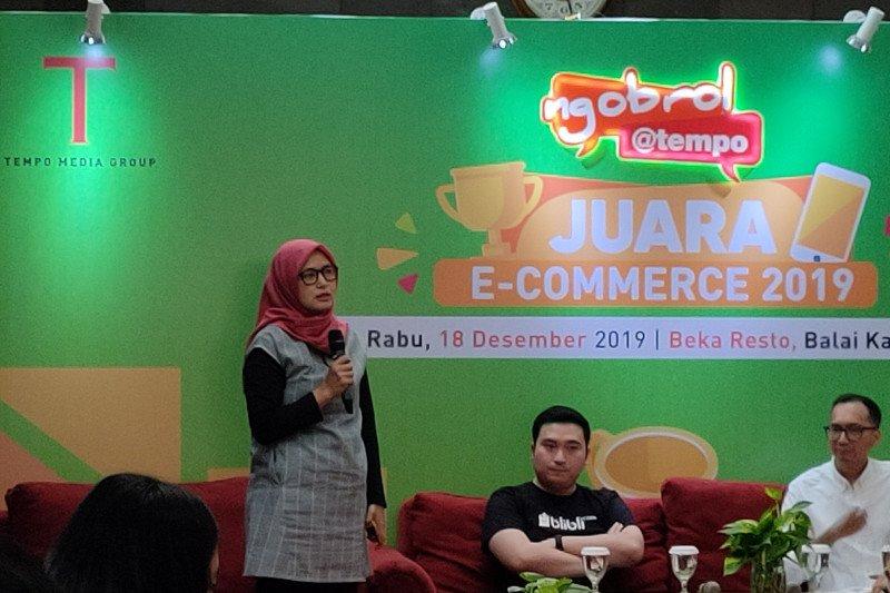 """Shopee jadi """"e-commerce"""" terbesar 2019 di Indonesia"""
