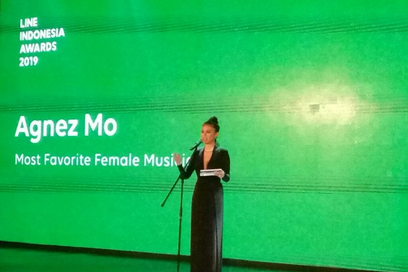 Agnez Mo untuk generasi milenial: Jangan hanya kejar ketenaran