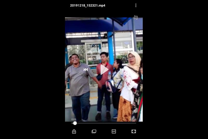 Wartawan Republika jadi korban pemukulan dalam bus Transjakarta, berikut kronologinya