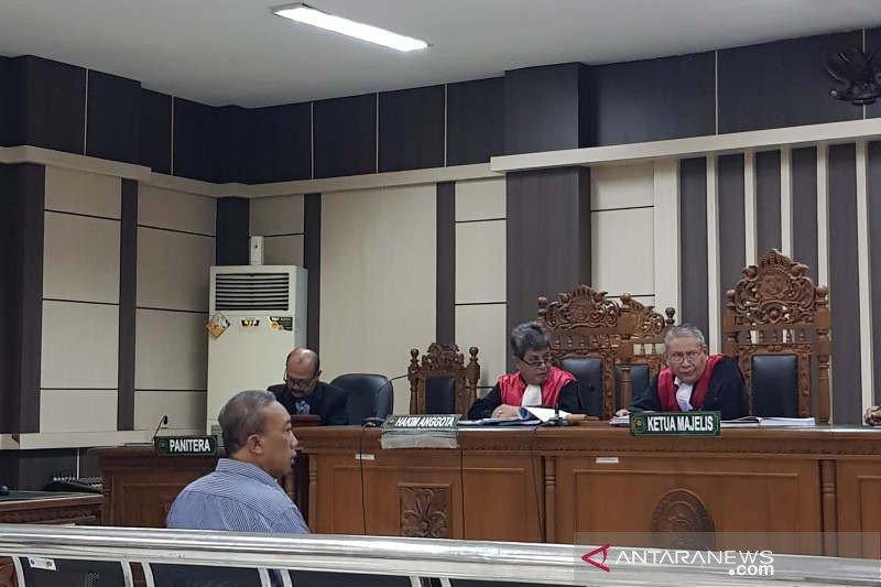 Hakim menolak eksepsi tiga jaksa Kejati Jateng