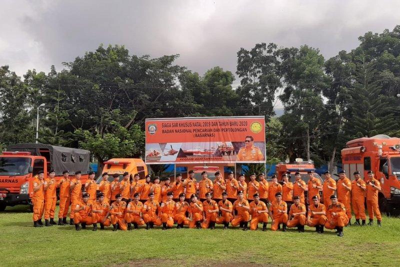 Basarnas Manado siagakan 94 personel dalam menghadapi Natal