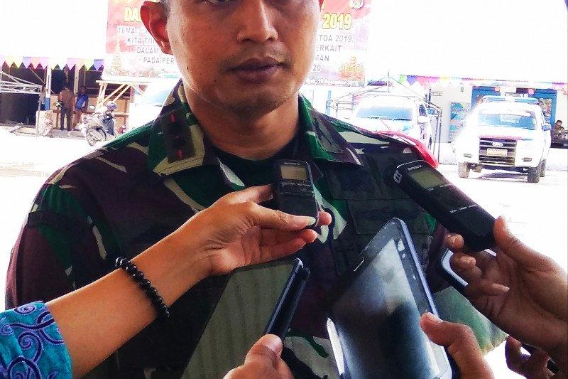 Dandim 1708: Prajurit TNI wajib jaga netralitas pilkada Supiori 2020