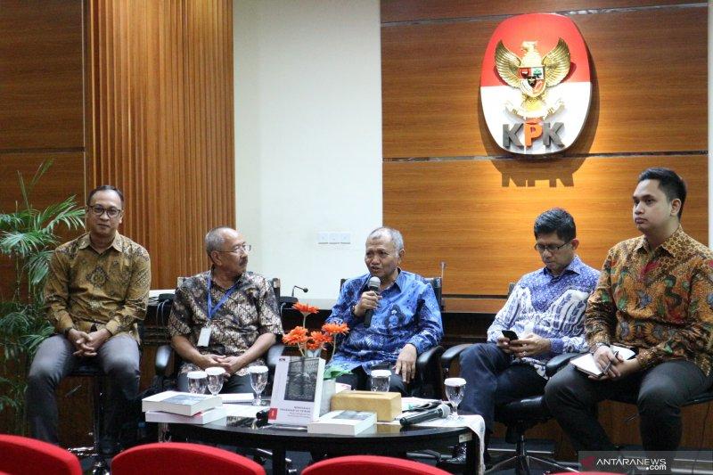 Jelang akhir tugas, pimpinan KPK ajukan usulan revisi UU Pemberantasan Korupsi