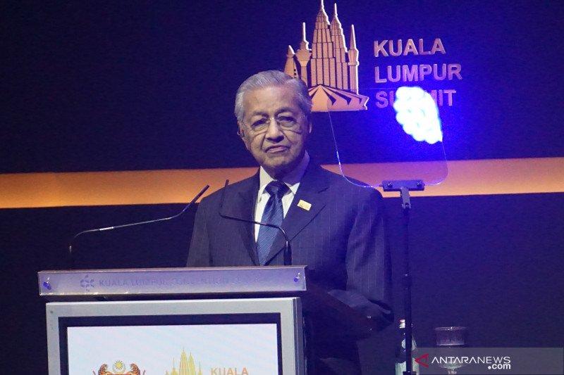 PM Malaysia Mahathir Mohamad akan serahkan penghargaan ke Novel Baswedan