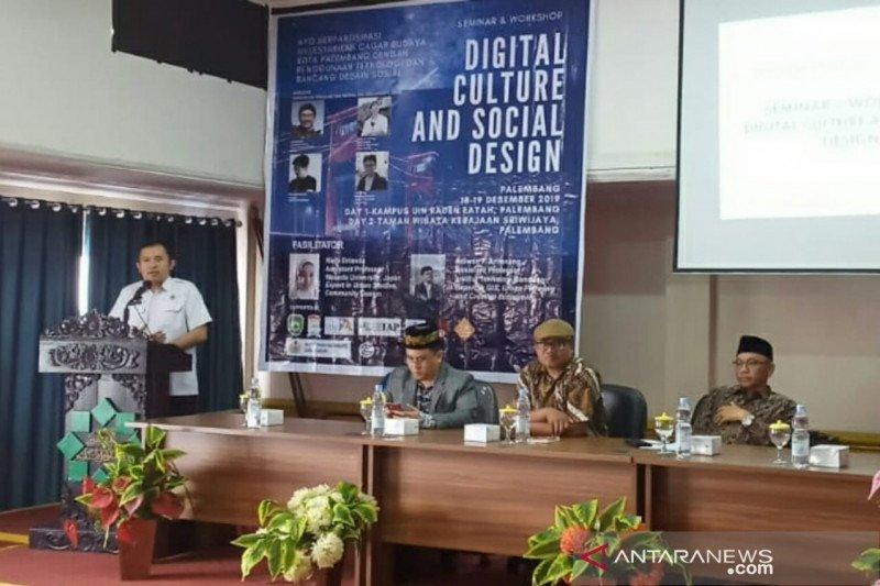 IAPI Sumsel gandeng pakar rencanakan Museum virtual di Palembang