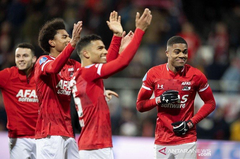 Menang 2-1 atas Heracles, AZ Alkmaar belum terkalahkan