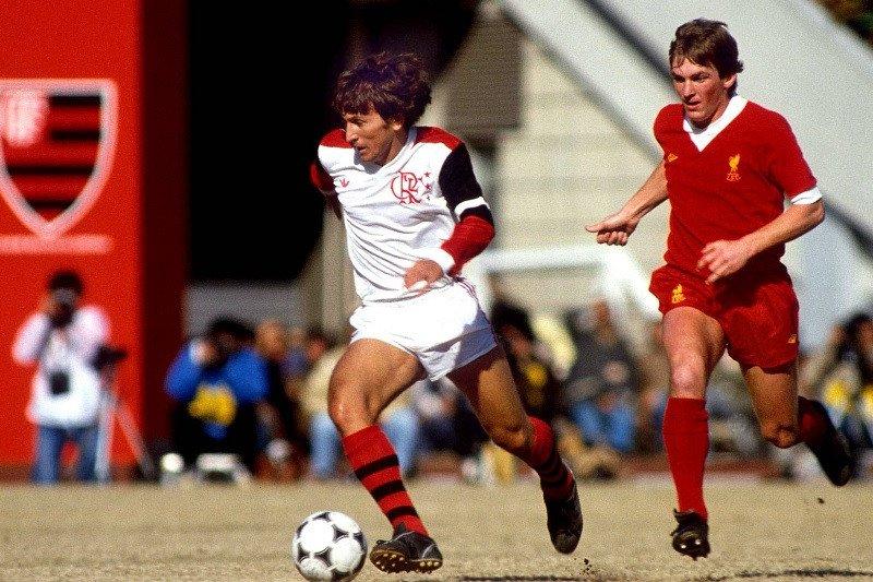 Liverpool-Flamengo dan mati gaya 38 tahun silam