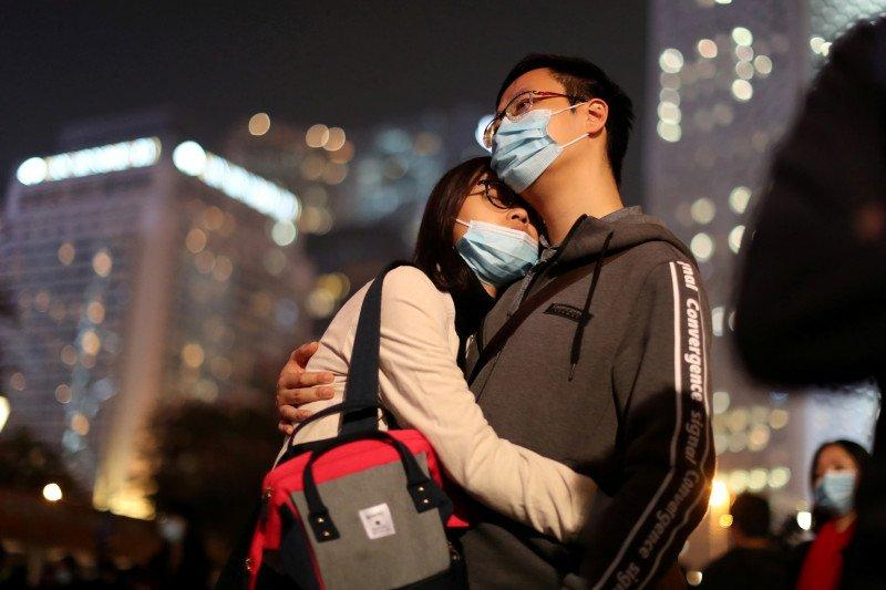 Aksi protes di Hong Kong direncanakan pada malam Natal