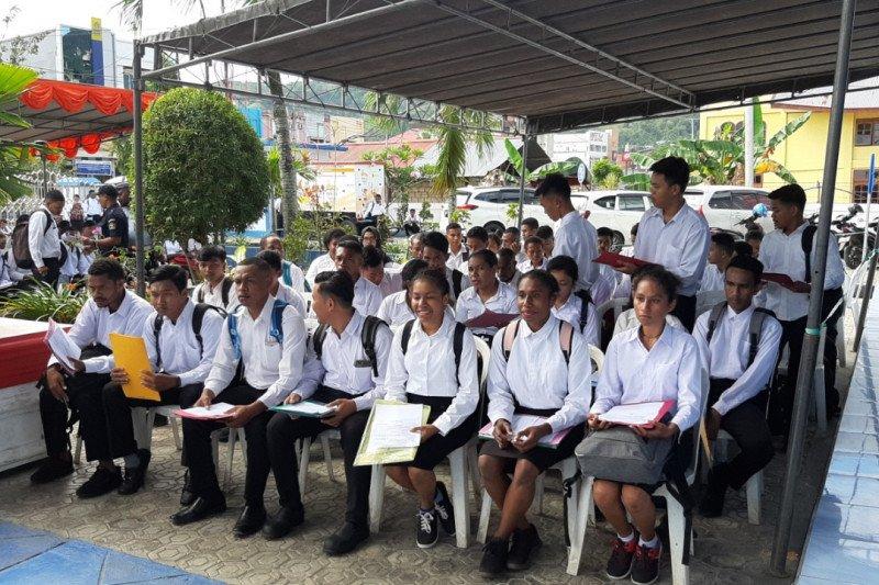 2.268 pelamar CPNS Kanwil Kemenkumham Papua verifikasi ribuan berkas