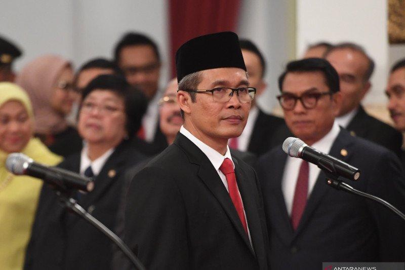 Komisioner KPU Wahyu Setiawan kena OTT KPK