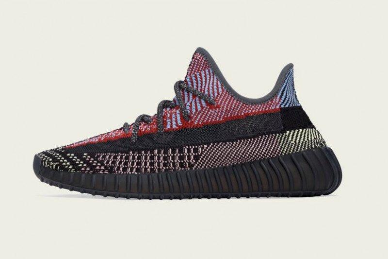 Sneakers Yeezy Boost 350 v2 Yecheil resmi dirilis, ini keistimewaannya