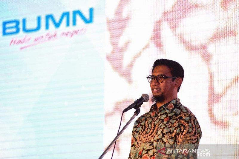 PT Pelindo IV beri penghargaan kepada media dan pelanggan terbaik