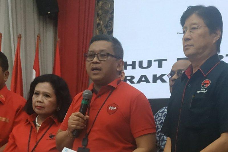 Hengky Kurniawan merapat ke PDIP, Hasto: Kami tak punya tradisi bajak kader