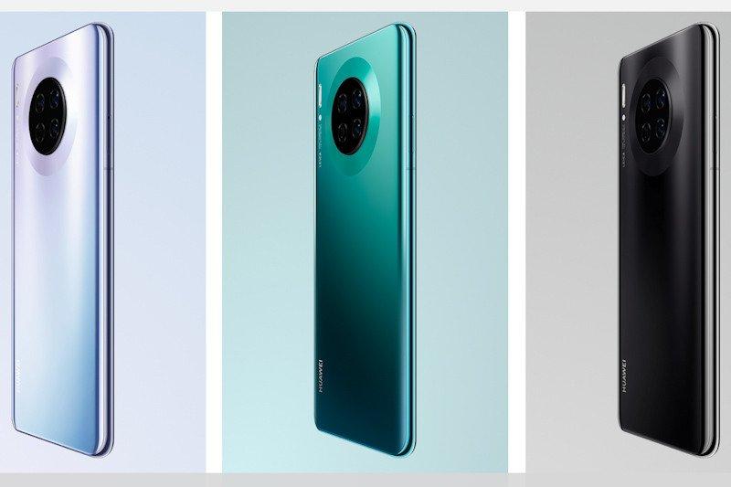 Huawei Mate 40 hadir dengan empat kamera hingga 108MP
