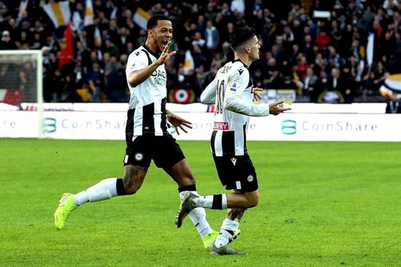 Bekuk Cagliari, Udinese hentikan lima kekalahan berturut-turut