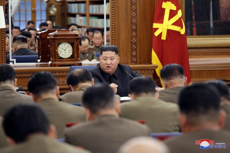 Siapakah yang mungkin gantikan Kim Jong Un jika Korut hadapi suksesi?