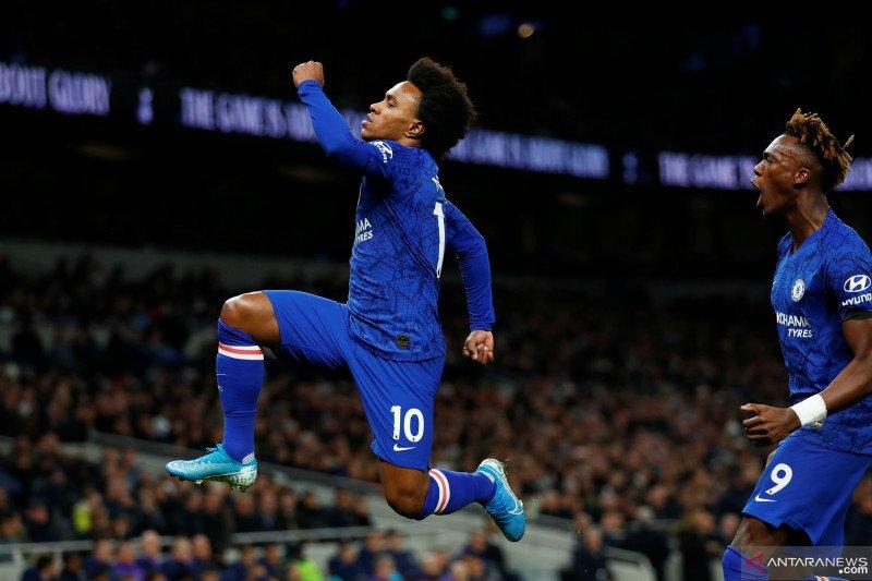 Keinginan Willian menetap di Chelsea sampai umur 40 tahun