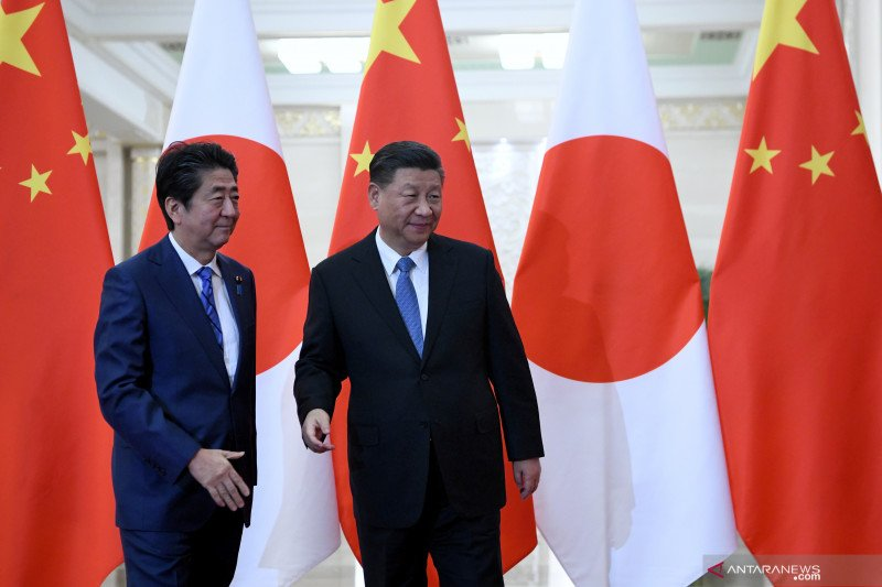Jepang tolak ikut kecam China atas UU keamanan Hong Kong
