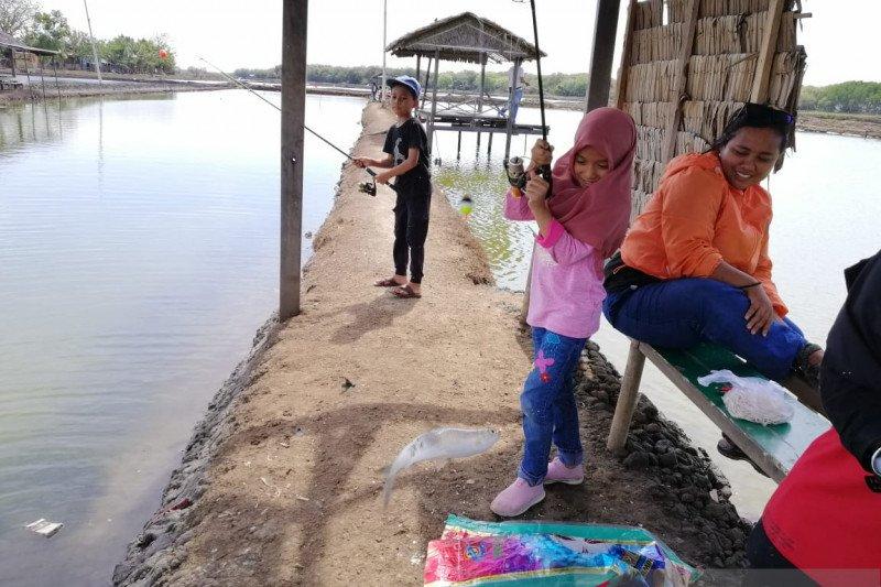 Wisata mancing di Maros Sulsel alternatif wisata keluarga