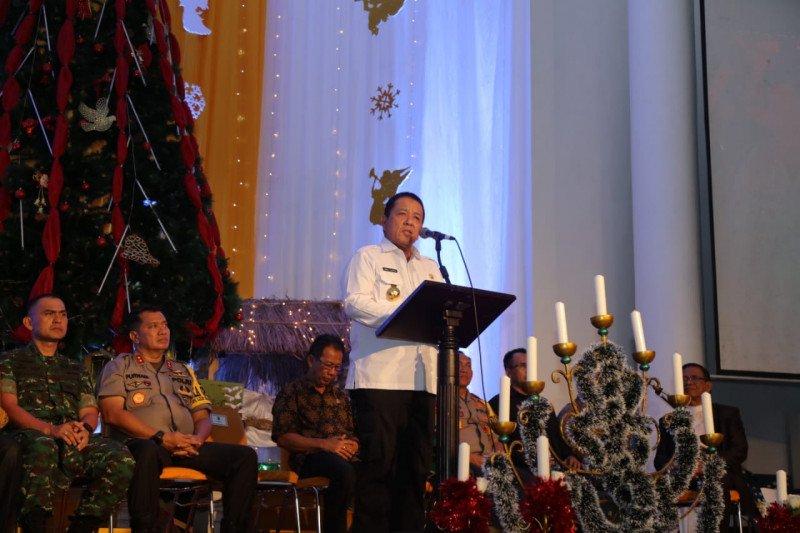 Gubernur Lampung pastikan keamanan ibadah Natal 2019