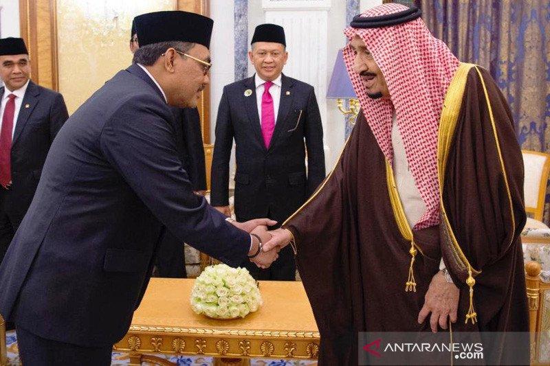 Liga Muslim Dunia dan MPR RI berkomitmen tolak diskriminasi umat beragama