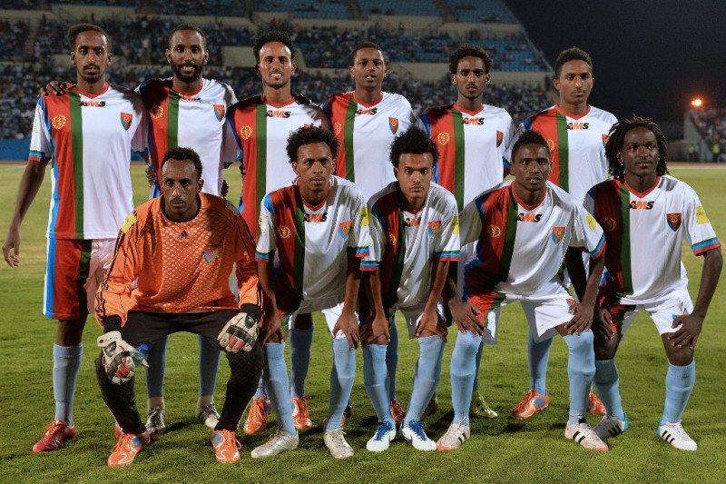 Tujuh pemain Eritrea ini hilang entah ke mana, usai turnamen Uganda