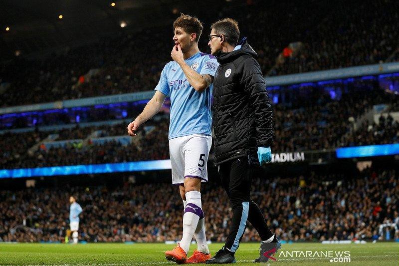City tandang ke Wolverhampton tanpa Stones dan David Villa
