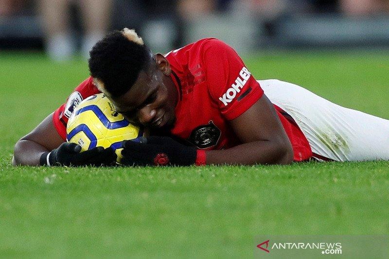 Puji Liverpool, Pogba tetap tak rela the Reds juara Liga Premier