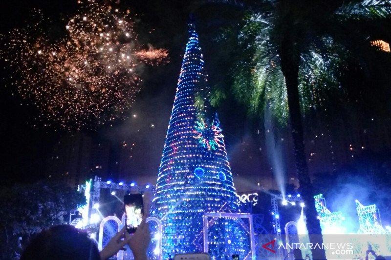 Pesan damai dan kegembiraan warnai perayaan Natal 2019