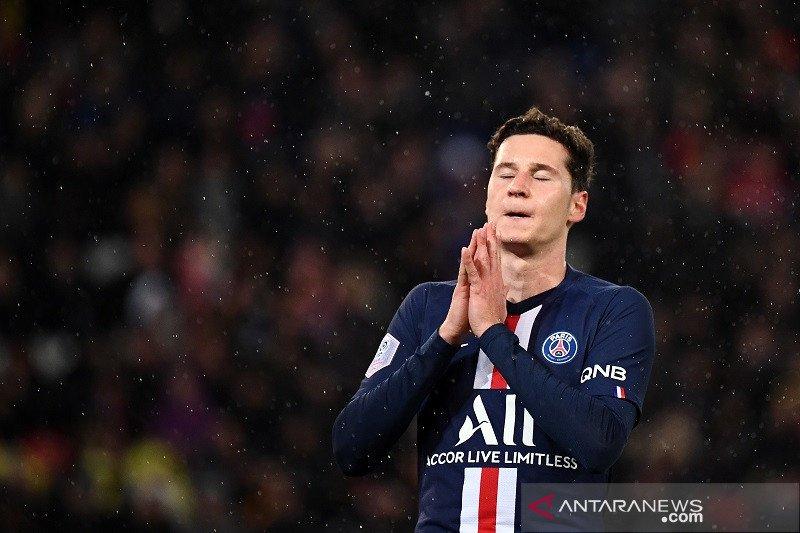 Draxler perpanjang durasi kontrak tiga tahun di Paris St Germain