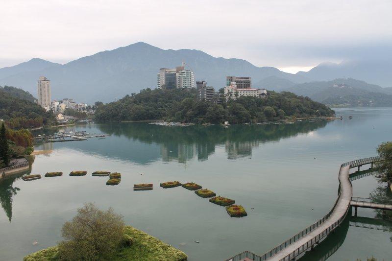 Sun Moon Lake, surga gowes di Taiwan