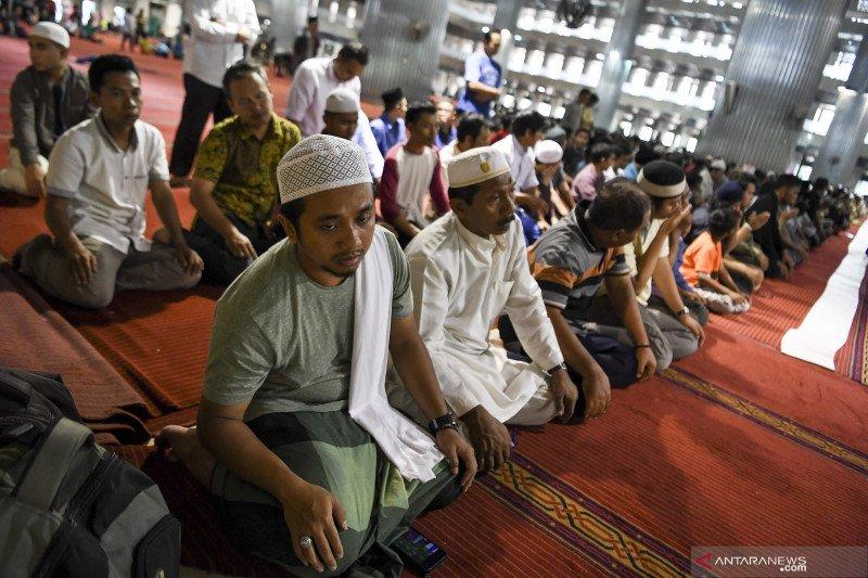 Cegah penularan virus Corona, Imam Besar Masjid Istiqlal minta masyarakat shalat Id di rumah