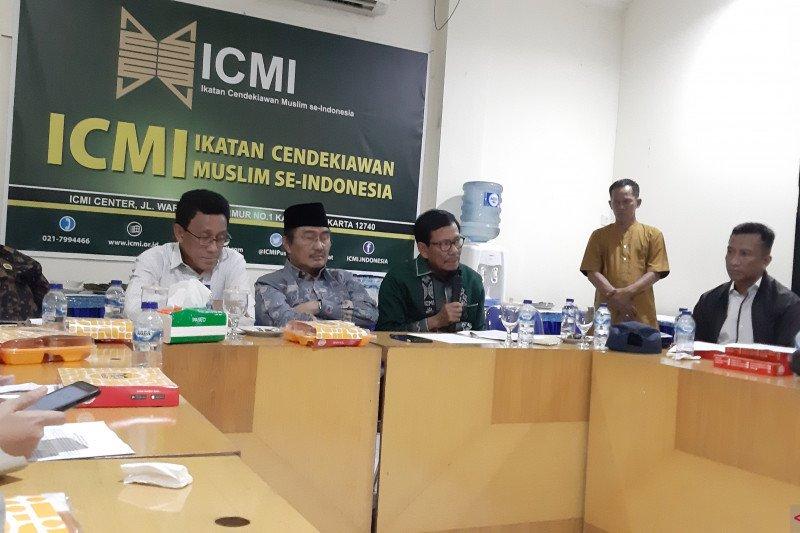 ICMI desak China respons perasaan dunia Islam terkait persekusi muslim Uighur