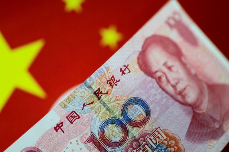 Yuan China jatuh lagi terhadap dolar AS