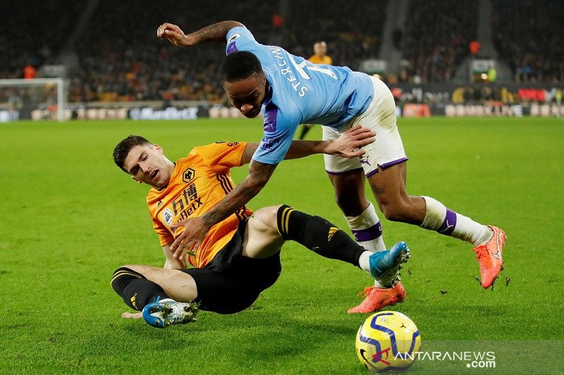 Wolverhampton taklukkan 3-2 Manchester City yang tersungkur