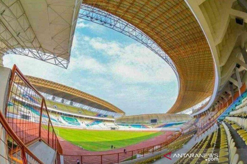 Bekasi menyiapkan lima stadion pendukung Piala Dunia 2021