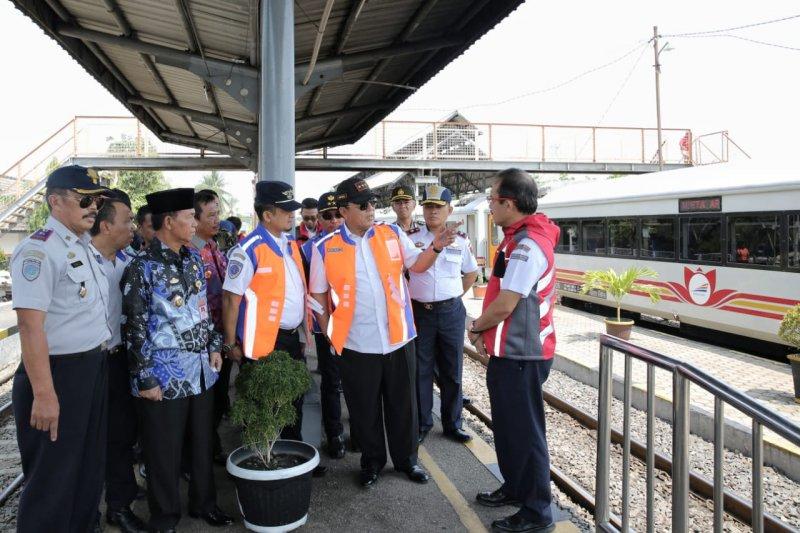 PT KAI Lampung siapkan layanan kesehatan gratis selama Natal-Tahun Baru