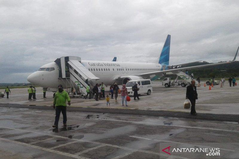 Garuda imbau calon penumpang  perhatikan izin masuk DKI Jakarta