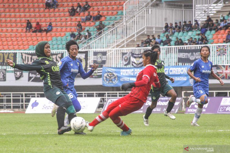 PSSI: Liga 1 Putri tidak digelar pada 2021