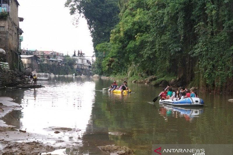 Kampung Labirin di Bogor, padat penduduk menuju destinasi wisata budaya dan air