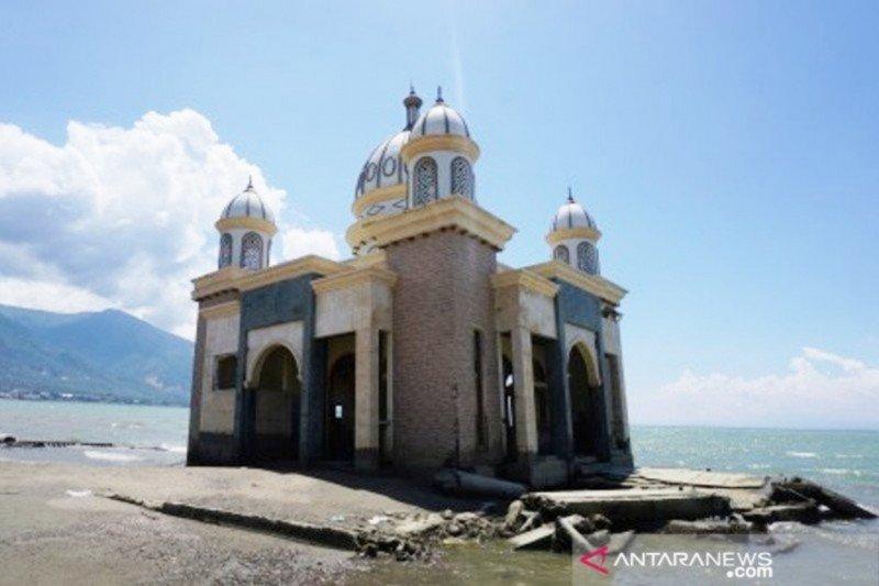 Kota Palu bertekad jadi destinasi wisata dan kuliner pascabencana