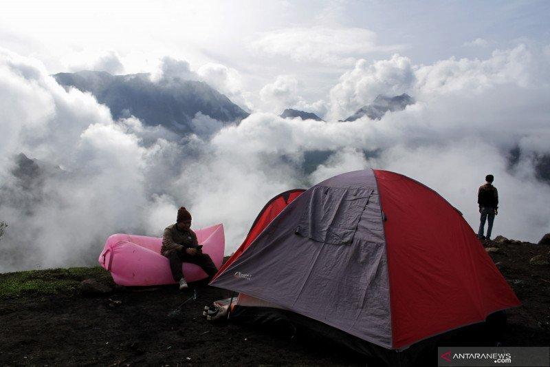 Jelang HUT RI, BPBD Gowa minta pendaki Gunung Bawakaraeng jaga kebersihan