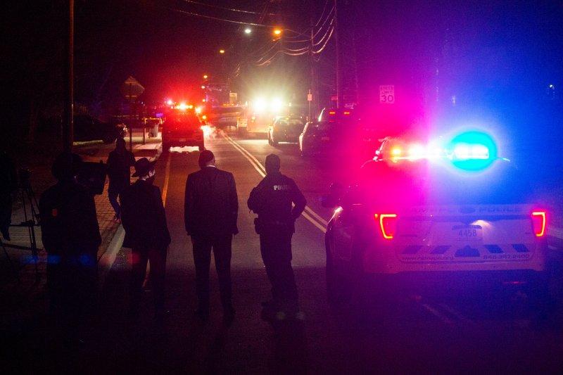 Penyerang tusuk lima orang di rumah pemuka Yahudi di New York Amerika Serikat