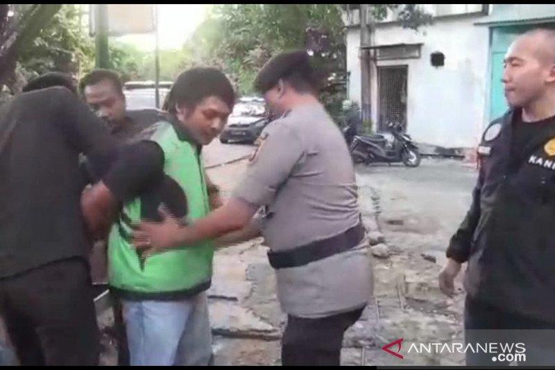 """Polisi meringkus pengemudi ojek """"online"""" maling motor"""